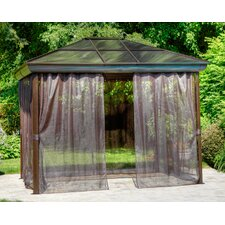 Four Season 10' W x 12' D Gazebo