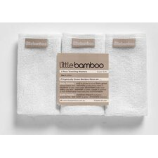 <strong>Little Bamboo</strong> Toweling Washers - 3 Pack