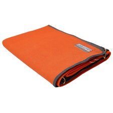 CGear Sand Free Orange Outdoor Area Rug