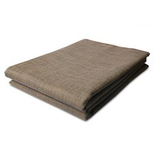 MultiIndoor/Outdoor Rug Wicker Brown Indoor/Outdoor Rug