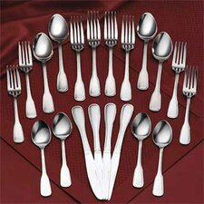 Old Boston 25 Piece Flatware Set