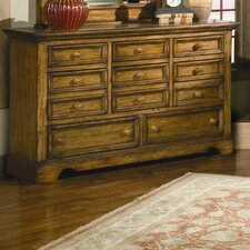 Eagles Nest Triple 8 Drawer Dresser