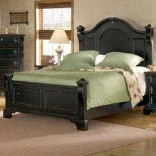 Heirloom Panel Bed