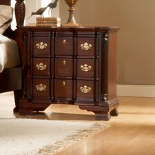 Lasting Traditions 3 Drawer Nightstand
