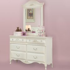 <strong>American Woodcrafters</strong> Summerset 6-Drawer Dresser