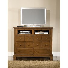 Bradford 6 Drawer Entertainment Chest