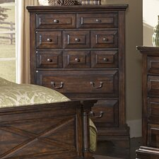 Heritage Lodge 5 Drawer Chest