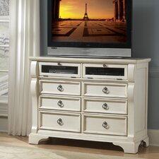 Heirloom 6 Drawer Media Chest
