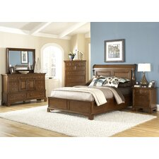 Nantucket Sleigh Bedroom Collection