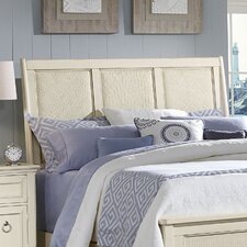 Courtyard Sleigh Headboard