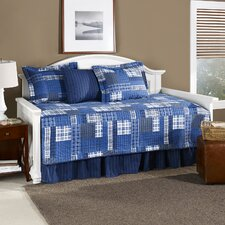 Eastmont 5 Piece Quilted Daybed Set