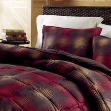 Nordic Plaid 3 Piece Comforter Set