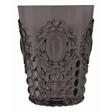 Baroque and Rock Acrylic Water Glass