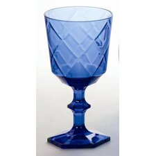 So Chic Acrylic Wine Glass