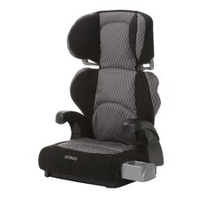 Pronto Linked Black Booster Car Seat