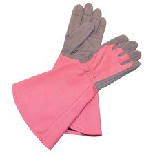 Medium Women's Thorn Resistant Gauntlet Gloves