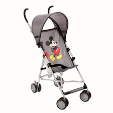 <strong>Disney Baby</strong> I Heart Mickey Umbrella Stroller with Canopy