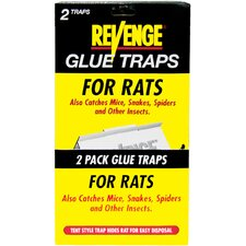 Revenge Glue Traps for Rats (Set of 2)