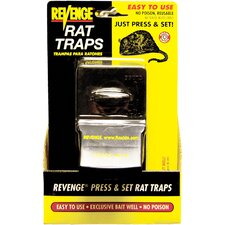 Revenge Press and Set Trap for Rats