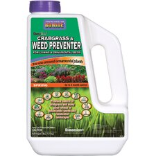 Weed Preventer for Lawns and Ornamental Beds