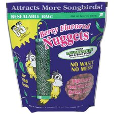 Berry Wild Bird Nuggets