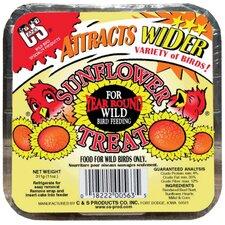 Sunflower Treat Wild Bird Suet