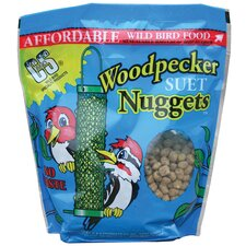 Woodpecker Wild Bird Suet Nuggets