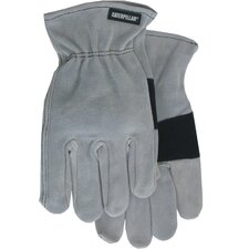 Rainwear Boss Large Split Leather Driver Gloves