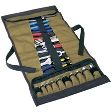 32 Pocket Socket & Tool Roll Pouch  1173