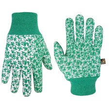 100% Cotton Jersey Gardening Gloves