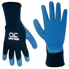 Super Therm Latex Dip Gripper Gloves