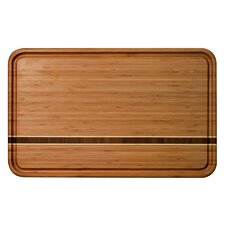 <strong>Totally Bamboo</strong> Caribbean Dominica Cutting Board