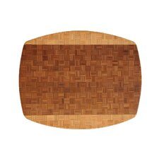 <strong>Totally Bamboo</strong> African Congo Cutting Board