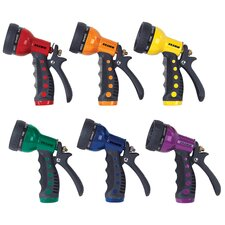 9-Pattern Touch 'N Flow Revolver Spray Gun Pistol Nozzle (Set of 12)
