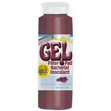16 Oz. Gel Filter Pad Bacterial Inoculant