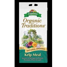 Organic Traditions Kelp Meal (4 lbs)