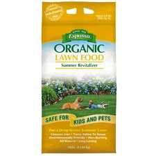 Organic Summer Revitalizer Lawn Food 30 Lbs