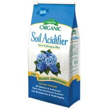 Organic Soil Acidifier 6 Lbs