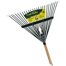 Handle Metal Head Leaf Rake