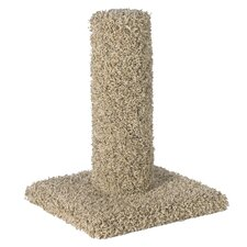 "15"" H x 12"" W x 12"" D Deluxe Carpet Scratch Post"