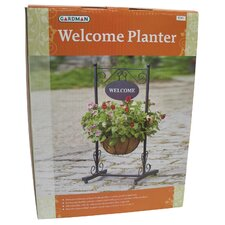 <strong>Gardman USA</strong> Blacksmith Welcome Planter