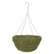 Sphagnum Moss Hanging Basket