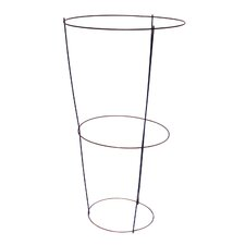 "12"" X 21"" Patio Container Plant Support"
