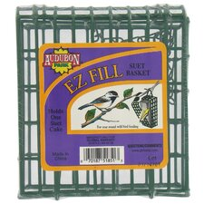 Single Suet Cake Bird Feeder