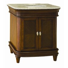 "<strong>Pegasus</strong> 29"" Cube Single Bathroom Vanity Set"