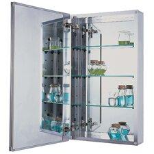 "15"" x 26"" Beveled Edge Medicine Cabinet"