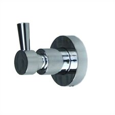 3600 Wall Mounted Single Robe Hook