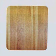 <strong>Pegasus</strong> Offset Cutting Board for Granite Double Bowl Kitchen Sink