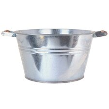 Galvanized Steel Beverage Tub
