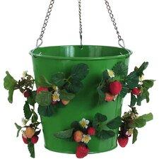 Round Hanging Planter